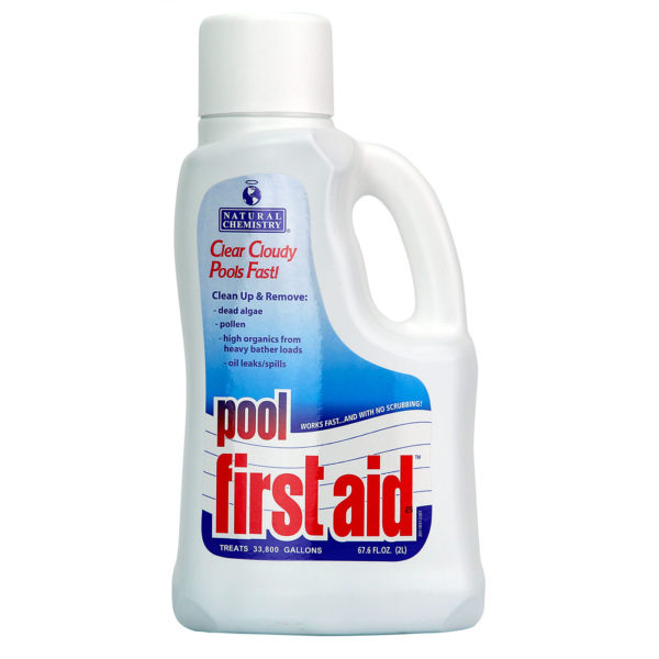 Natural Chemistry Pool First Aid