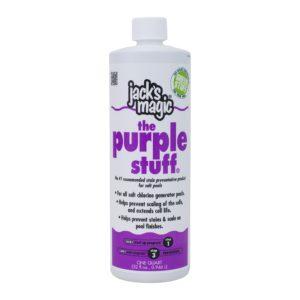 Jack's Magic The Purple Stuff