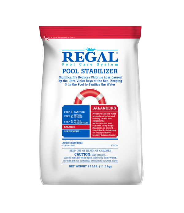 Pool Stabilizer