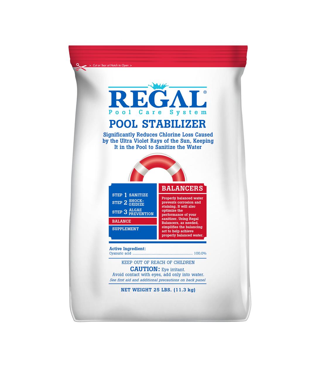 Pool Stabilizer Servco